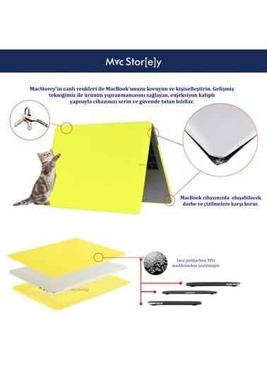 "Mcstorey MacBook Retina A1534 A1931 12"" Kılıf Kapak Koruyucu Hard Incase Mat Zebra"